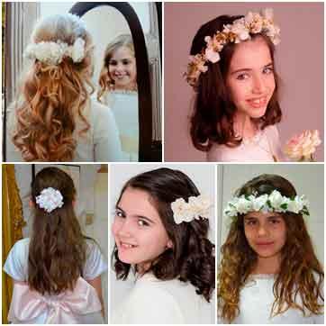 Tiara, bouquet, corona y minitiara www.leonorysofia.com