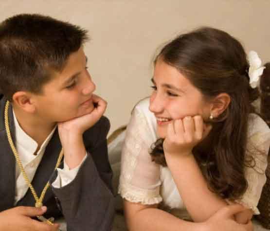 Comunión Ana y Javier