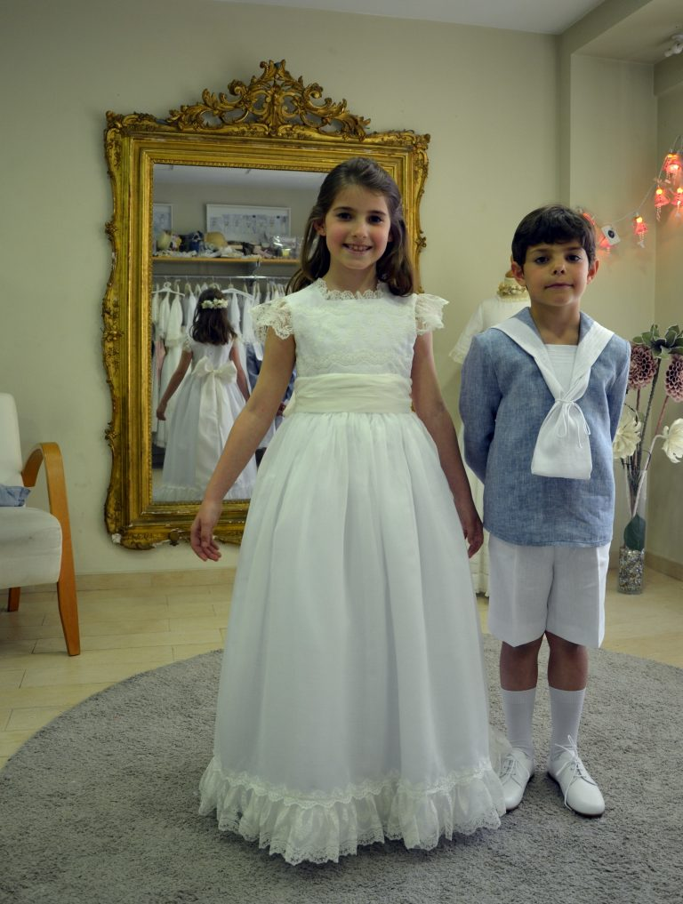 Comunión Julia y Manuel