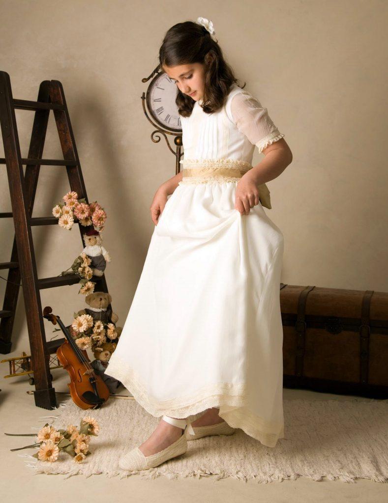 Vestidos de Comunión para niñas grandes